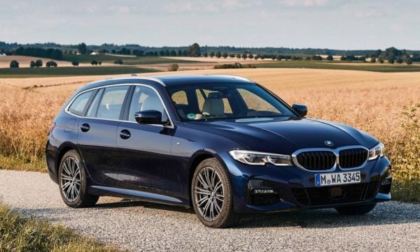 BMW 3 시리즈 투어링은 이미 45.950 €부터 스페인에 있습니다.