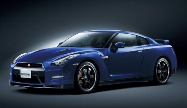 Lansiranje Nissan GT-R 2013