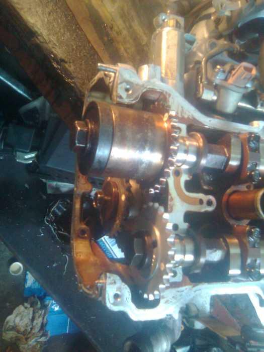 cadena de tiempo nissan sentra gxe motor ga16 foros de mecánica