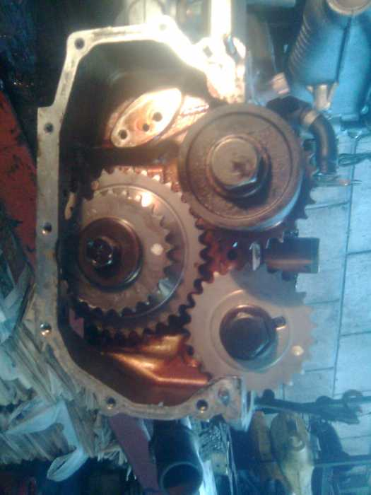 timing chain engine Nissan Sentra GXE ga16 - mechanical Forums